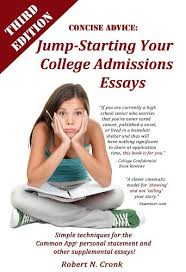 College Application Essay Grabber Trick  Show First    Essay Hell
