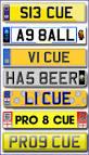 Show Plates Uk Car