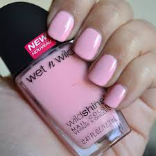 wet n wild silk finish lipsticks and wild shine nail colors