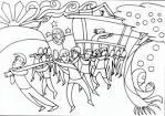 bahay kubo drawing