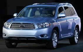 lexus rx 400h faults toyota recall 2013 highlander hybrid suvs lexus rx 400h vehicles