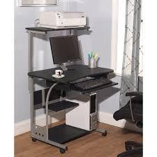 Computer Desks Black by Shop Tms Furniture Computer Desk At Lowes Com