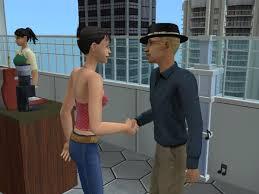 Secret Networking The Sims Wiki   Wikia