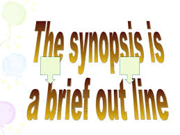 Format Of Synopsis SlideShare The synopsis is a brief out line