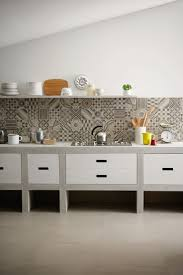 Mosaic Tiles For Kitchen Backsplash 1000 Images About Creative Kitchen Tile Backsplashes On Pinterest