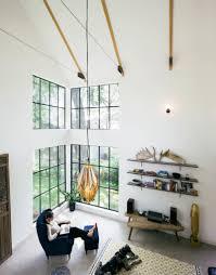 fenetre metal style atelier un loft dans une ancienne grange non une maison
