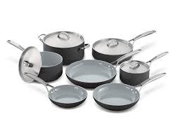 black friday ceramic cookware paris ceramic non stick 11pc cookware set greenpan