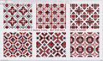 ΣΤΑΥΡΟΒΕΛΟΝΙΑ-CROSS STITCH - NASIA: γεωμετρικά σχέδια