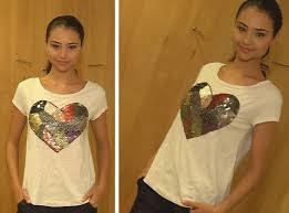 O sorteio da semana continua: camisa Enjoy « Moda e Beleza
