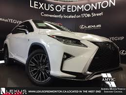 lexus rx 350 used miami white 2016 lexus rx 350 awd f sport series 3 in depth review south