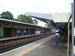 St Mary Cray railway station