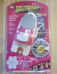 frazzle and aniploish hollywood nails all in one nail art system