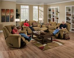 Grey Sofa And Loveseat Set Beige Chenille Fabric Transformer Reclining Sofa U0026 Loveseat Set