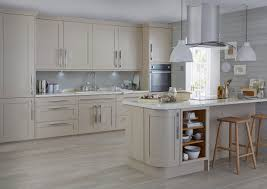 our carisbrooke cashmere kitchen combines the best of timeless