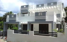Contemporary Home Plans And Designs 6 Cents Plot And 2 300 Sq Ft Contemporary Villa For Sale In