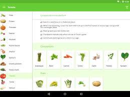 companion vegetable garden layout gardroid vegetable garden android apps on google play