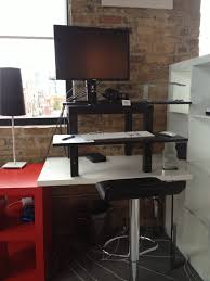 make your own standing desk for 22 enerspace coworking