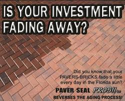 How To Seal A Paver Patio by Paver Seal Pros