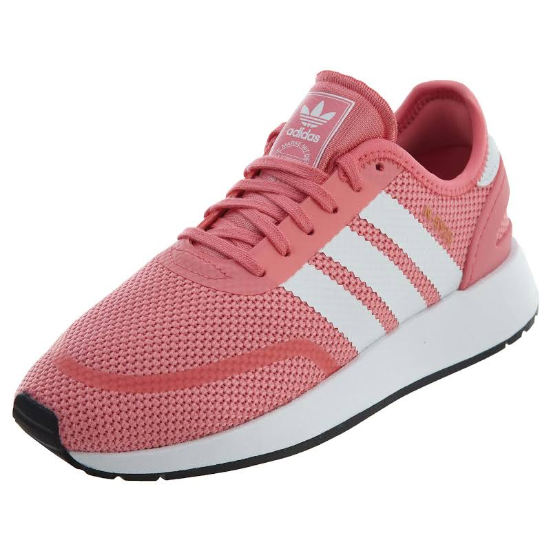 adidas N-5923 Youth Running Shoes Pink- Girls
