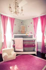 Rug For Baby Room Baby Nursery Room With Pink Curtains And Area Rug Baby
