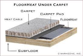 heated floors under laminate best heated floors illustrations of radiant heat systems