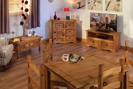Unique Oak Living Room Furniture With Solid From Cumbria Unique - Solid oak living room furniture sets