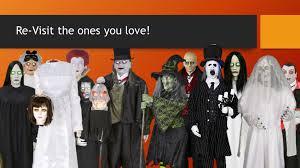 animatronic halloween props the gemmy halloween archive