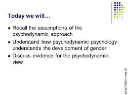 From Counselling Skills to Counsellor  A Psychodynamic Approach     SlideShare