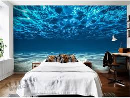 Custom Kids Room by Find More Wallpapers Information About Charming Deep Sea Photo