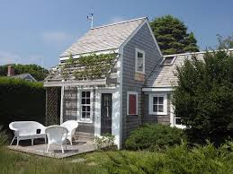 Tiny House Cottage The Tiny House Small Cottage With Water Views Siasconset