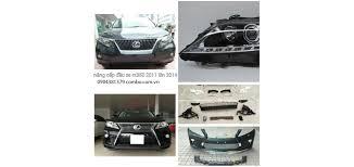 gia xe lexus sc430 độ xe lexus rx350 độ body kit lexus rx350 09 lên 2014