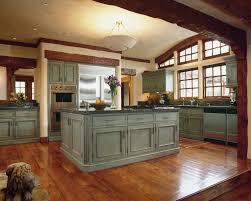 Antiqued Kitchen Cabinets How To Distressed Kitchen Cabinets Modern Kitchen 2017