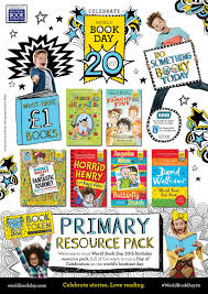 world book day 2017 primary resource pack by world book day issuu