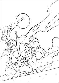 kidscolouringpages orgprint u0026 download baby ninja turtle