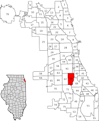 Chicago Suburbs Map Englewood Chicago Wikipedia