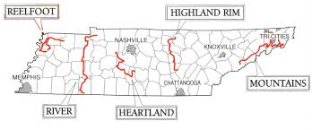 West Tennessee Map by Bicycle Routes In Tennessee Tn Gov