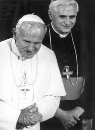Juan Pablo II según Benedicto XVI