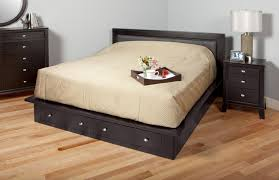 queen platform bed with storage drawers medium size of bed