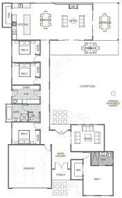 Floor Plans For One Level Homes by Best 25 Best House Plans Ideas On Pinterest Blue Open Plan