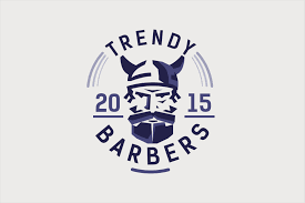 flyspot app logo design on behance ui c3 ab c2 94 ac 9e 90 9d b8 15 barber logos logo designs freecreatives trendy barbers desing home decor stores home decor