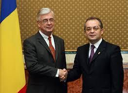 Deutsche Botschaft Bukarest - Botschafter Roland Lohkamp trifft ... - bild_lohkampboc