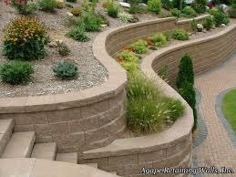 Best  Retaining Wall Design Ideas On Pinterest Retaining Wall - Landscape wall design