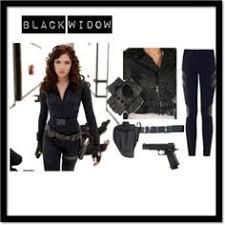 Black Widow Halloween Costume Ideas Halloween Costume Inspired Scarlett Johansson Black