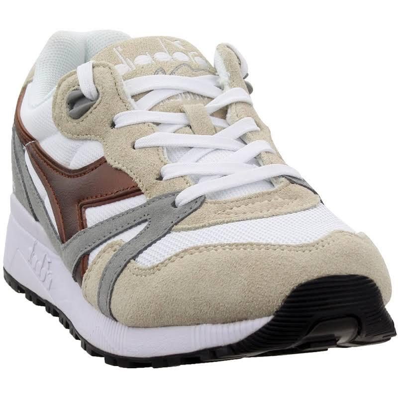 Diadora N9000 Spark Sneakers Beige;Grey- Mens