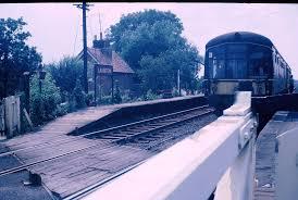 Launton railway station