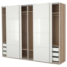 Home Trends Catalog by Wonderful White Brown Wood Glass Modern Design Bedroom Closets