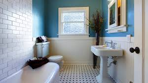 Renovating A Small Bathroom On A Budget How To Decorate A Bathroom On A Budget Interior Design Youtube