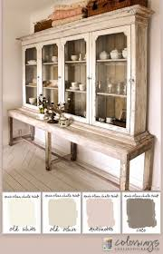 Chalk Paint For Kitchen Cabinets 25 Best Painted Hutch Ideas On Pinterest Hutch Makeover