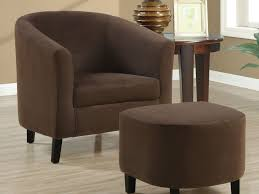 Barrel Chairs Swivel Living Room 40 Cool Swivel Barrel Chair For Living Room