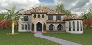 spanish home decor custom home design